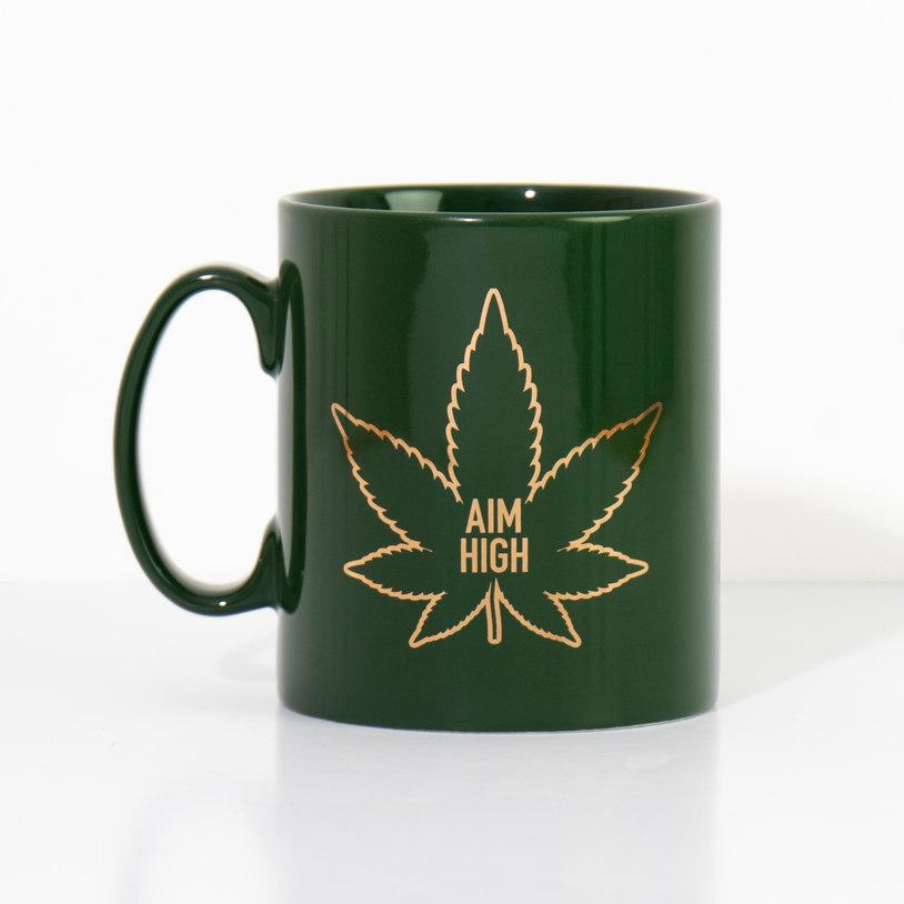 Aim High Mug