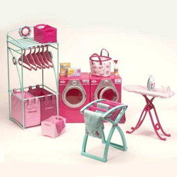 Our Generation Laundry Room...