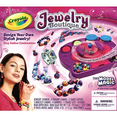 Crayola Model Magic Jewelry...