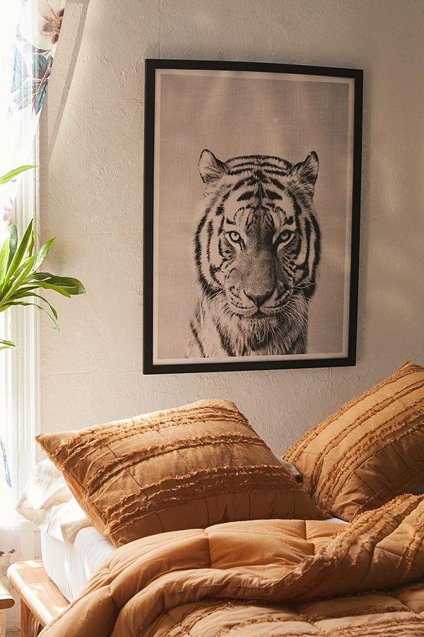 Gal Design Tiger Art Print