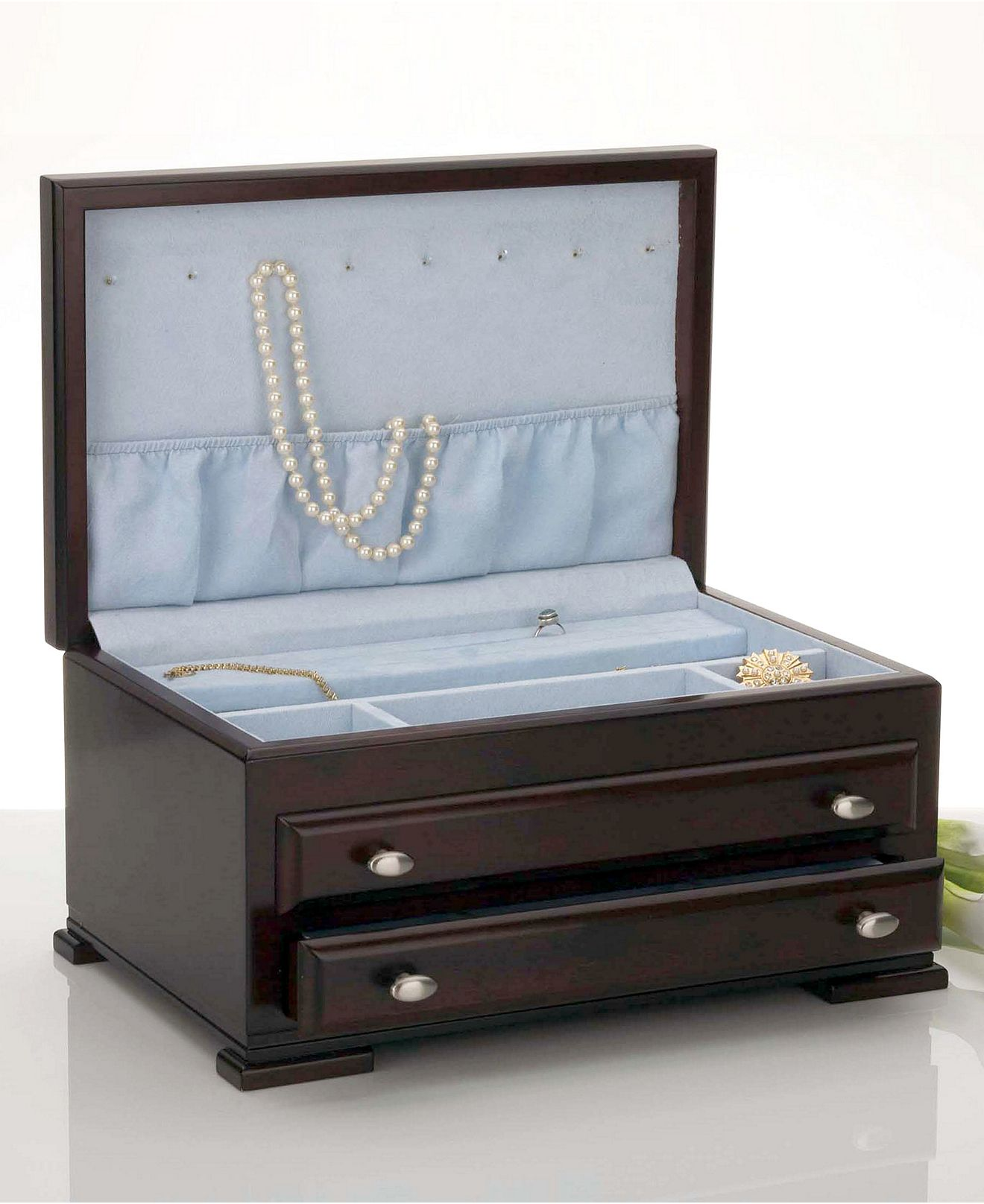 reed barton quot quot jewelry box jewelry boxes