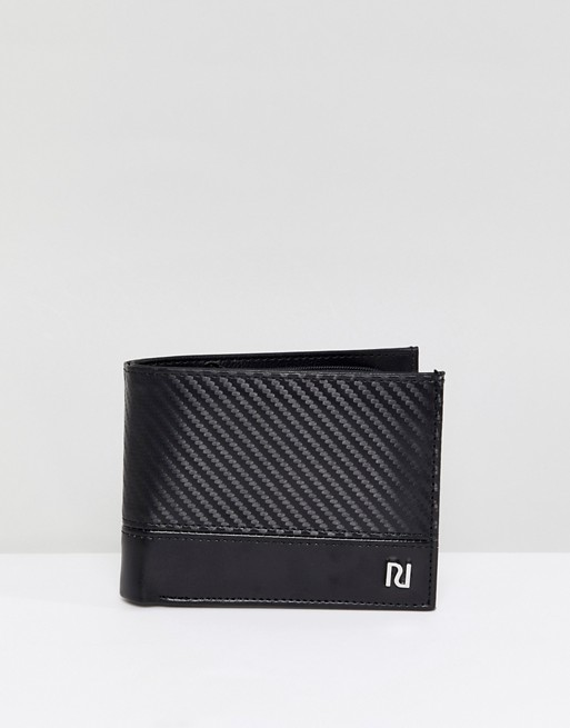 River Island perforated wal...