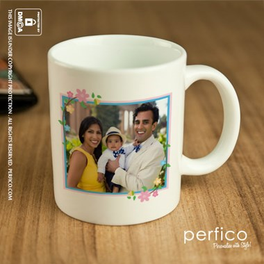 Picture Perfect © Personalized Coffee Mug
