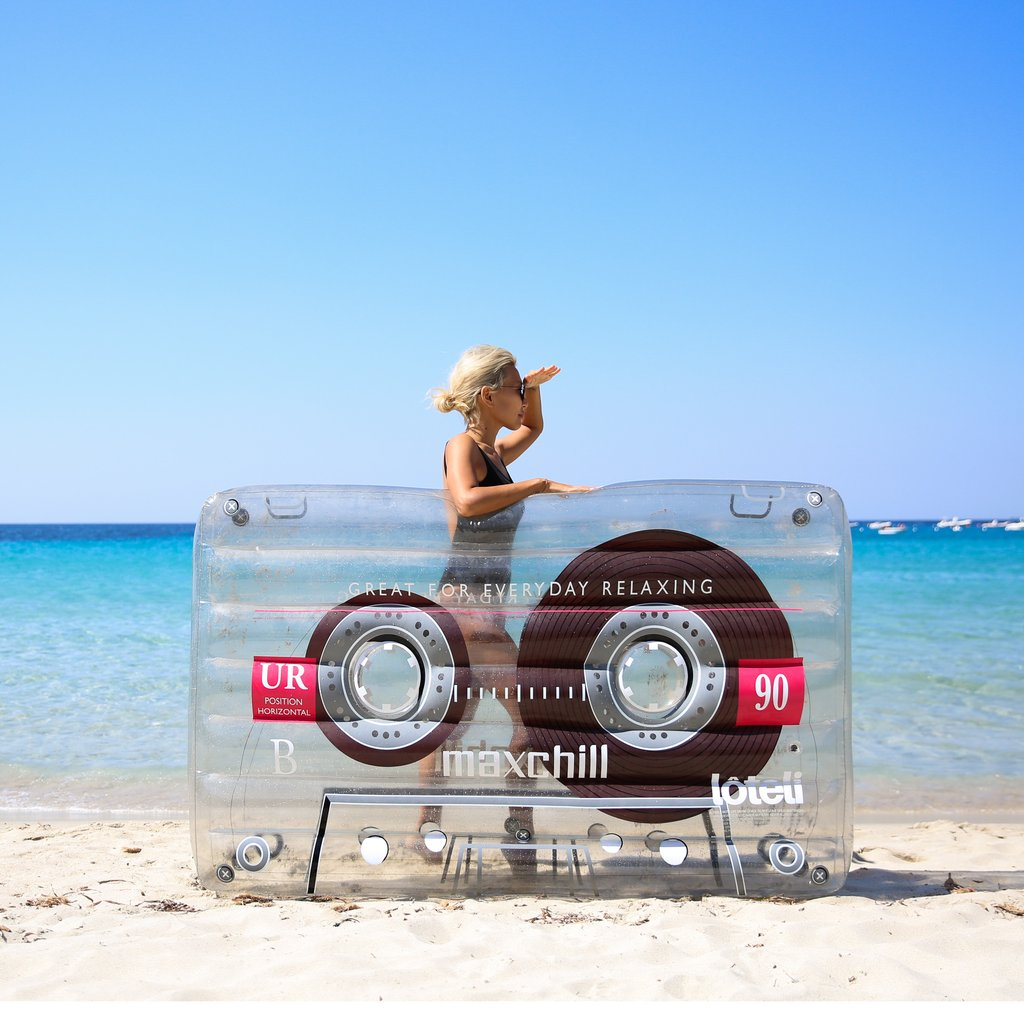 The Classic Cassette - Pool...